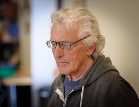 Warren Berger (Rehearsal, May, 2014)