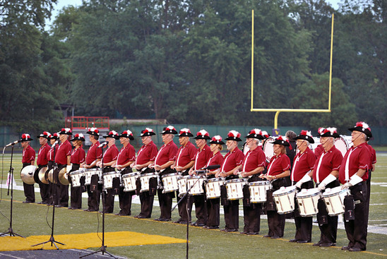 Scout House Drumline (Waterloo, 2010)