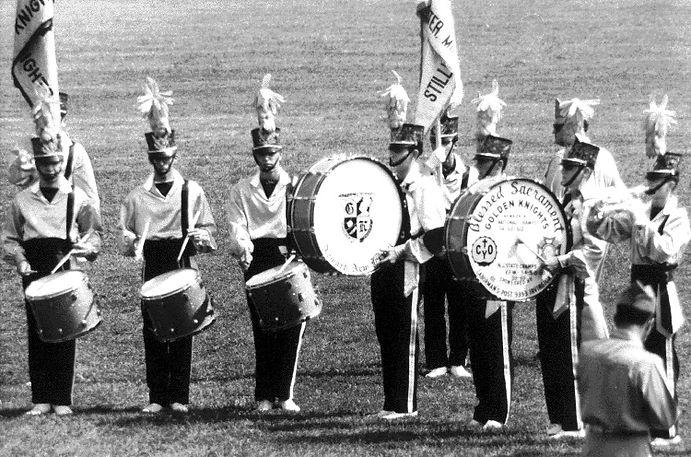 SAC Drumline (1962)