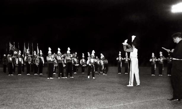 Grantham Police Boys Band (CNE, 1961)