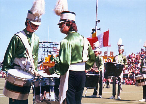 CFL Game at the CNE (1972)
