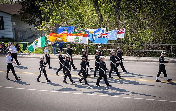 Sea Cadets (Woodstock, 2014)