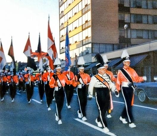 Commanders (Toronto parade, 1964)
