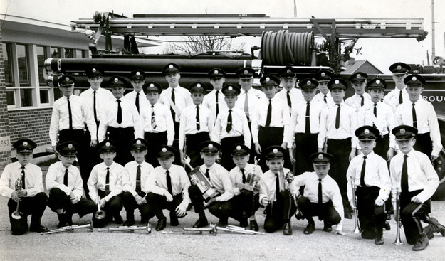 Scarborough Firefighters (maybe 1965?)