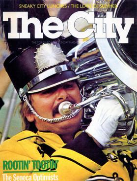 Pat Wilson from Peterborough, 'City' magazine article