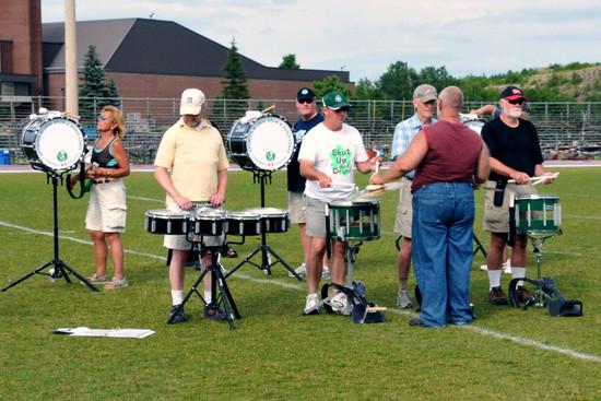 Rehearsing (Sudbury, 2011)