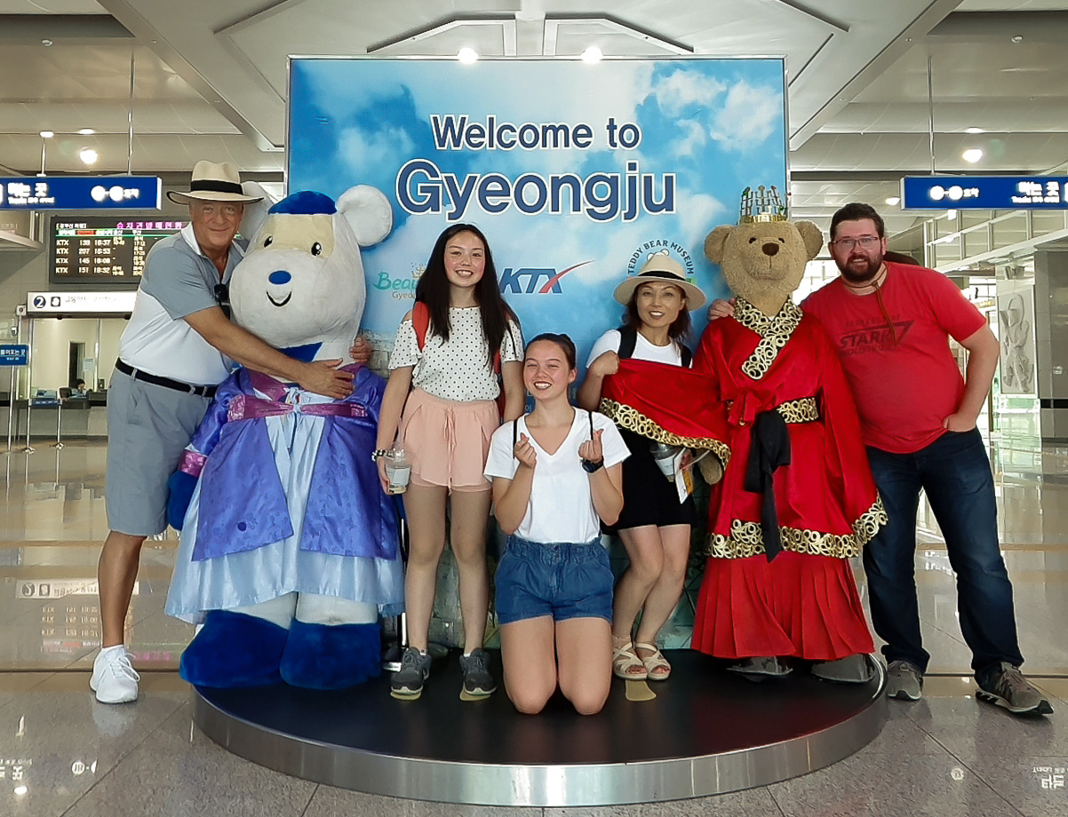 Optimists Alumni (Jeju, South Korea, 2019)