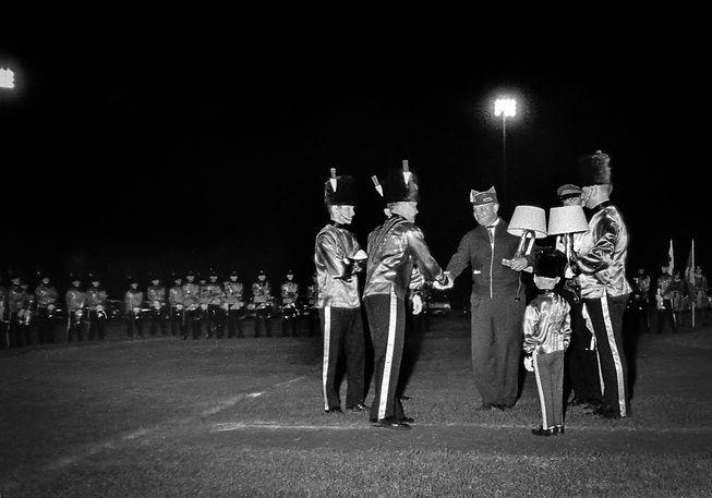 When trophies were lamps (Niagara Falls, 1960)