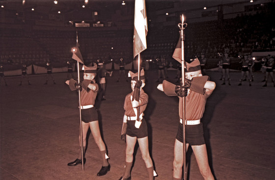 The Cadets de Shawinigan-Sud (Hull, 1963)
