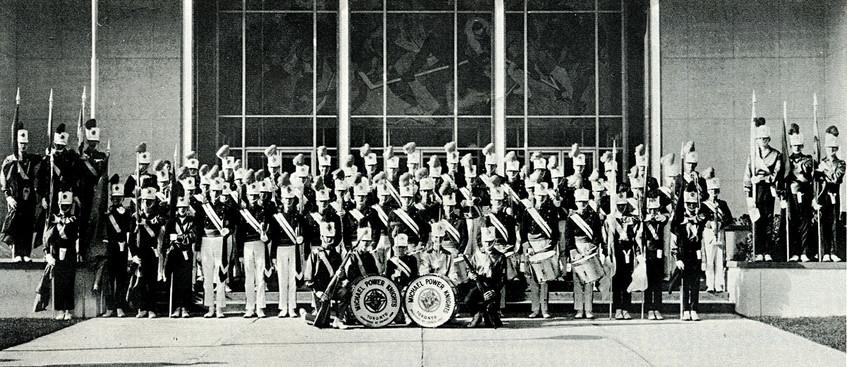 Michael Power Knights (1965)