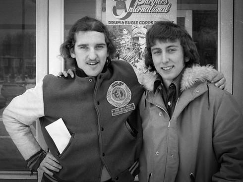 Peter Byrne and Larry Blandford (1972)