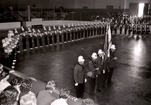 Grantham Police Boys Band (Leaside, 1961)