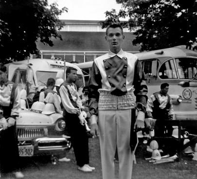 Buddy Latour, Grantham (1960)