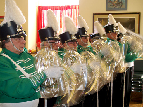 Swirling Horns (2007)