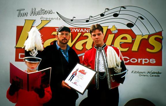 Doug Darwin and friends, Kiwanis Kavaliers (1988)