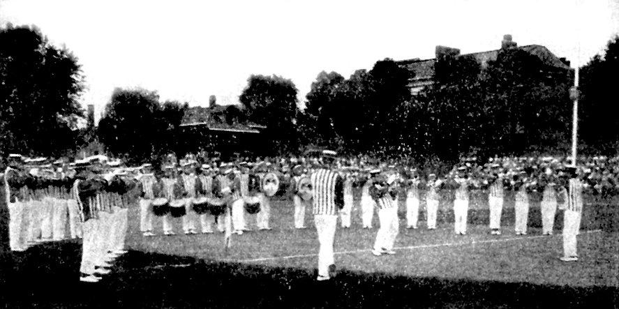 Niagara Militaires, a senior corps (about 1963)