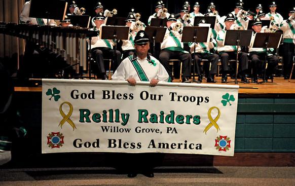 Reilly Raiders (St Joe's Classic, 2009)
