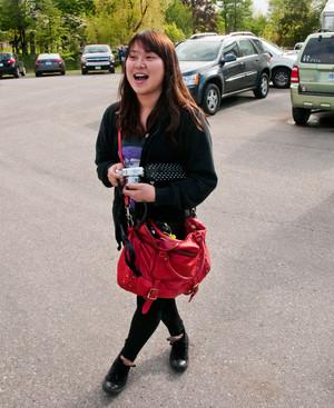 Ayaka Miyake, Optimists Alumni (Simcoe, 2013)