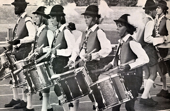 From the 1973 Nationals Program Submitted by Linda Purgas