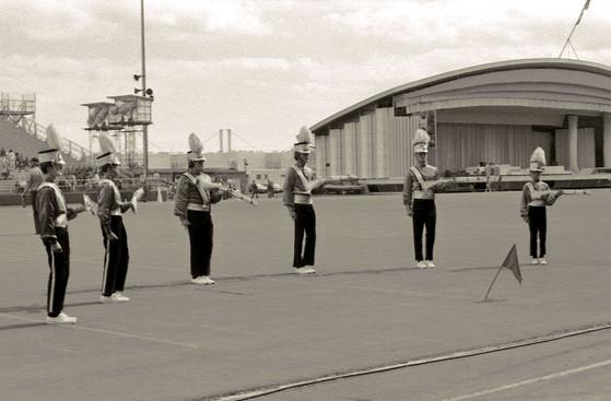 Toronto Optimists Rifle Line (Nationals, CNE, 1972)