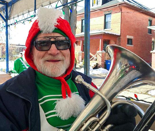 Barry Bell, Optimists Alumni (Guelph Santa Parade, 2019)
