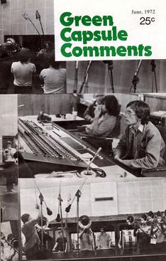 Cover of June GCC (1972)