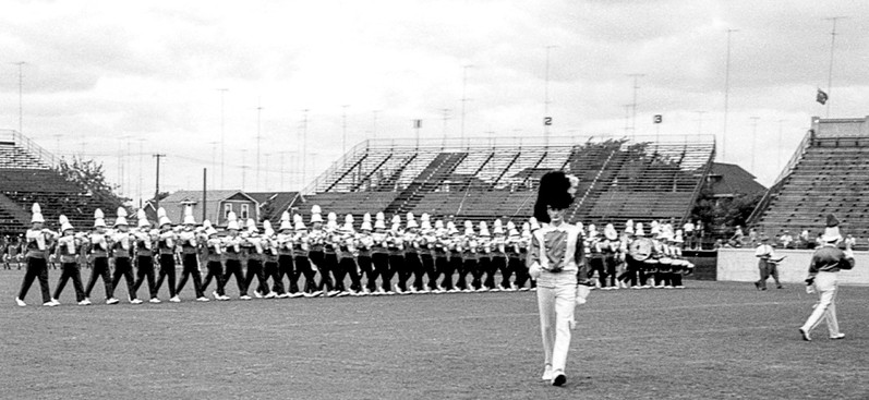 Grantham Police Boys Band (Nationals, Hamilton, 1960)