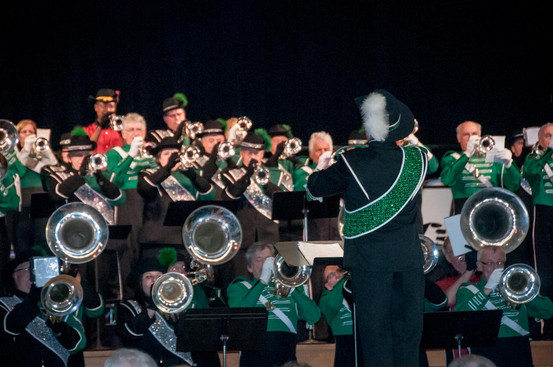 Massed Corps Finale (Simcoe, 2013)