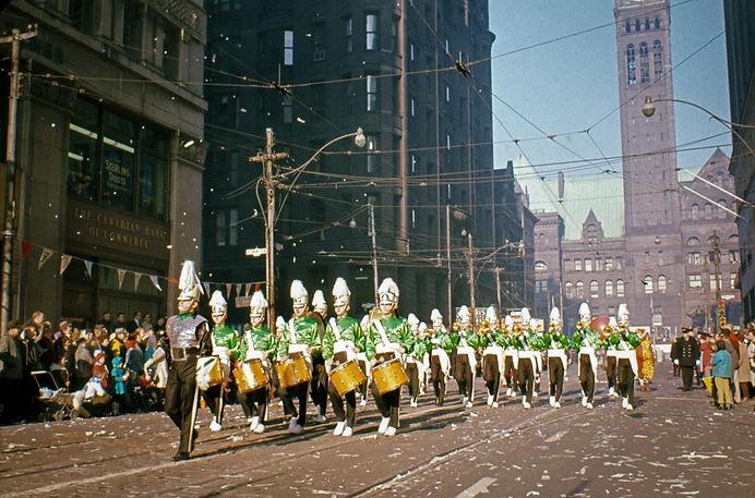 Toronto Optimists (Grey Cup Parade, 1962)