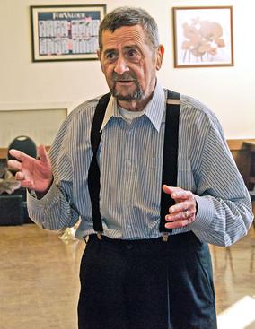 John Carey, former Optimist (Andy Henderson Memorial, 2012)
