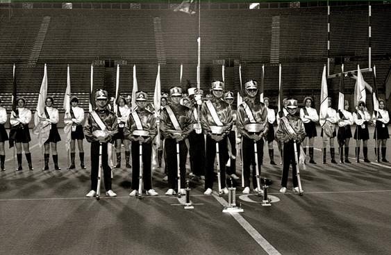 Toronto Optimists (CNE, Nationals, 1972)