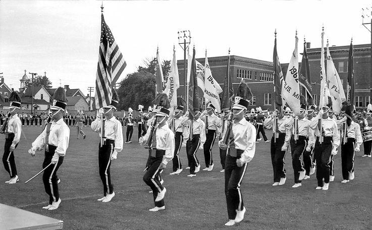 Cavaliers (Menominee, MI, 1964)