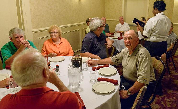 Optimists Alumni Corps Party (Annapolis, 2013)