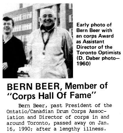 Bernie Beer