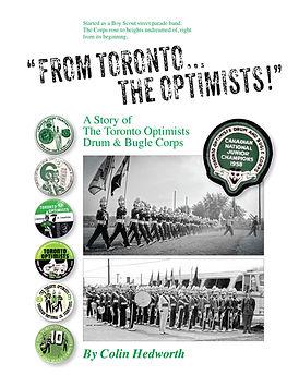 Toronto Optimists History - story cover