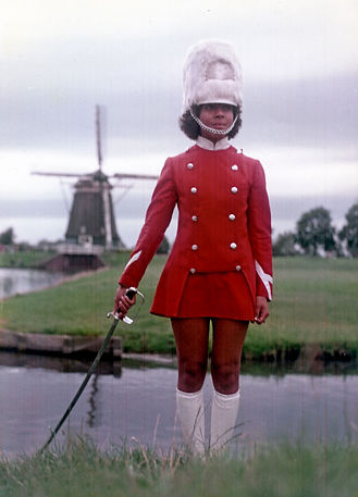Alberta All Girls, Holland (1973)