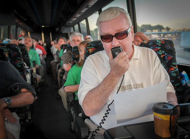Jim Dwyer (on the way to Michigan City, 2010)