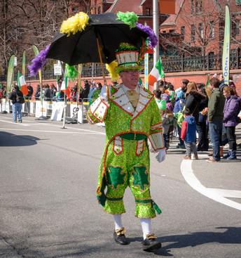 Barry Woods, Optimists Alumni  (Toronto St Patrick's Day Parade, 2017)