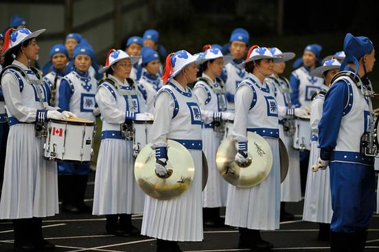 Tian Guo Marching Band of Canada (Waterloo, 2010)