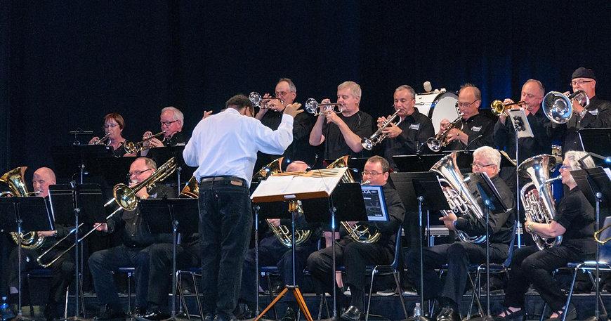 DOCA Brass Ensemble (Simcoe, 2015)