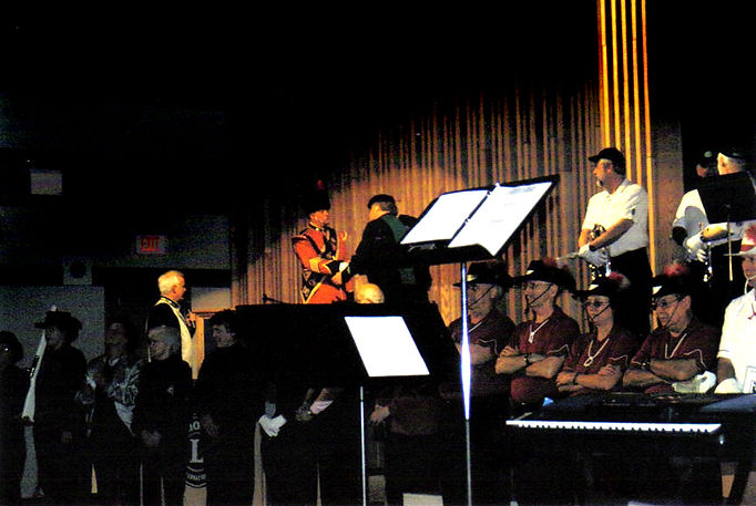 Presentations (Simcoe, 2006)