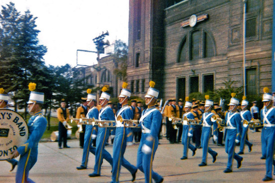 St Mary's Band (CNE Coloseum, 1961)