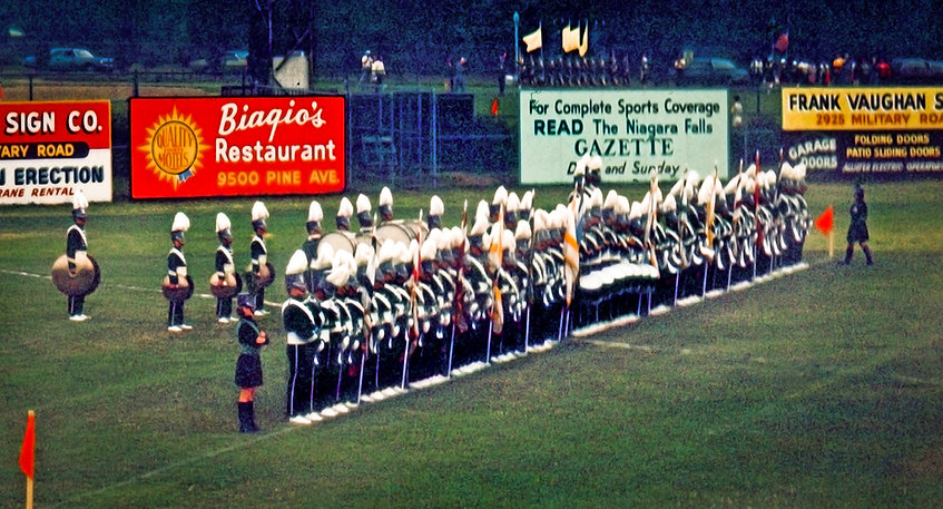 St Joe's (New York American Legion Championships, Niagara Falls, 1969)