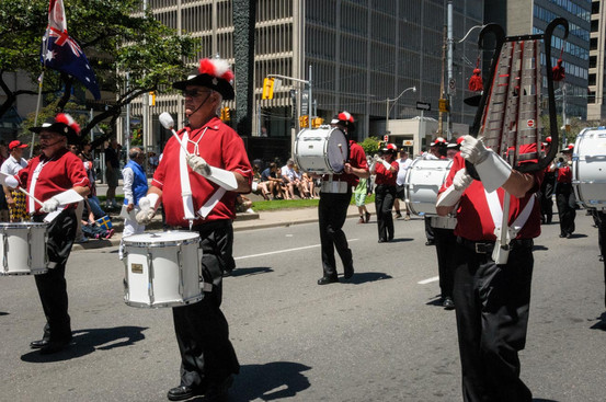 Scout House Alumni (Lions International Parade, Toronto, 2014)