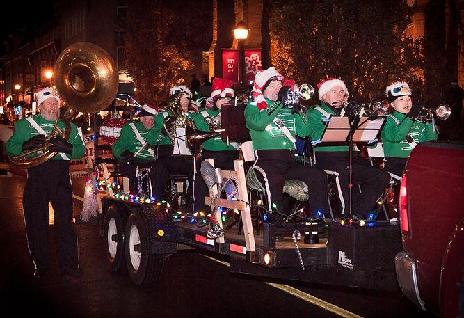 Optimists Alumni (Brampton Santa Claus parade, 2016)