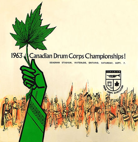 Fleetwood was supposed to record the 1963 Canadian Nationals at Seagram stadium. This was the cover art that Don created for that album. Unfortunately, Fleetwood never arrived and the show was not recorded. A big thanks to Vern Reid for finding this!  Created by Don Daber