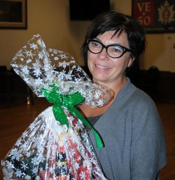 Debbie Bruce (Christmas Party, 2014)
