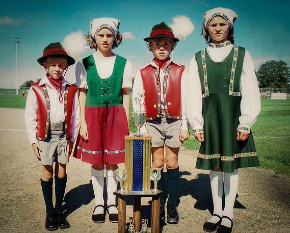 Dutch Boy Cadets (1980)