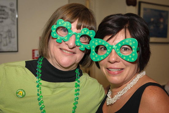 Laurie & Debbie (Wearing of the Green, 2013)