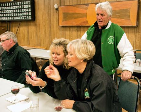 Dave, Glenda, Susan and Warren (Fenelon Falls Legion, 2011)